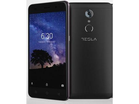Tesla GSM telefon 6.3, črn
