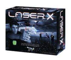TM Toys Lézer-X infravörös sugárral rendelkező fegyver, 1 játékos számára