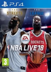 EA Sports NBA LIVE 18: THE ONE EDITION PS4