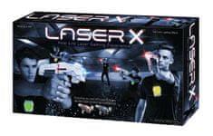 TM Toys Laser-X pistole na infračervené paprsky – dvojitá sada