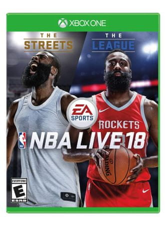 EA Sports NBA LIVE 18: The One Edition XBOX ONE
