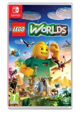 Nintendo igra LEGO Worlds (Switch)