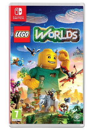 Nintendo igra LEGO Worlds (Switch)