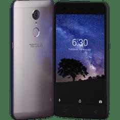 Tesla GSM telefon 6.3, temno siv