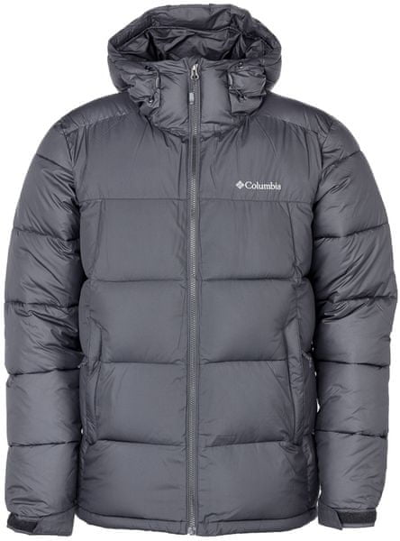 Columbia Pike Lake Hooded Jacket Black S