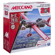 MECCANO zestaw samolotowy 2w1