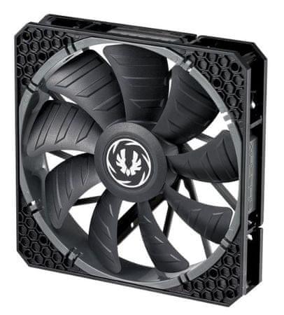 BitFenix ventilator za ohišje Spectre Pro 140 mm, črn