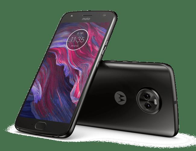 Motorola Moto X4 (LTE), Dual SIM, Super Black (PA8X0006CZ)