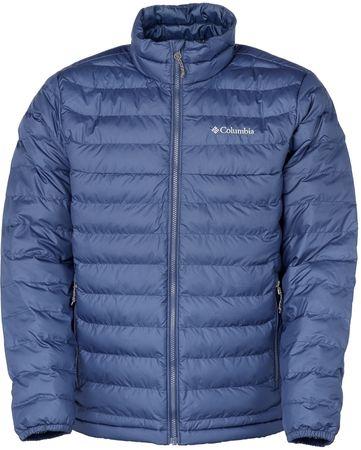 Columbia moška jakna Powder Lite Collegiate, modra, S