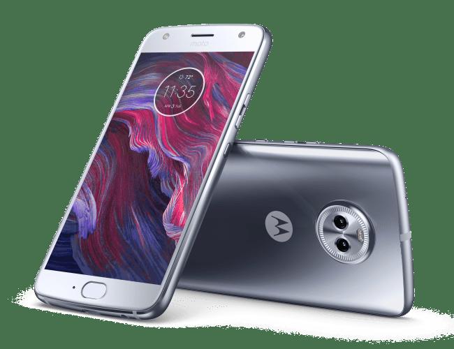 Motorola Moto X4 (LTE), Dual SIM, Sterling Blue (PA8X0007CZ)