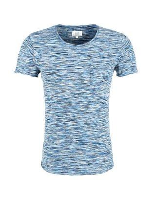 s.Oliver T-shirt męski XXL niebieski