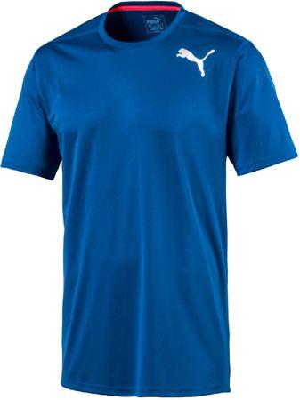 Puma Essential SS Tee Lapis Blue L