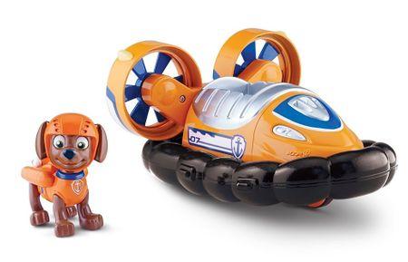 Spin Master Paw Patrol Základní vozidla s figurkou Zuma