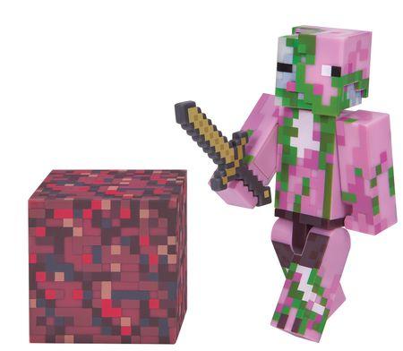 TM Toys Minecraft - Zombie Pigman