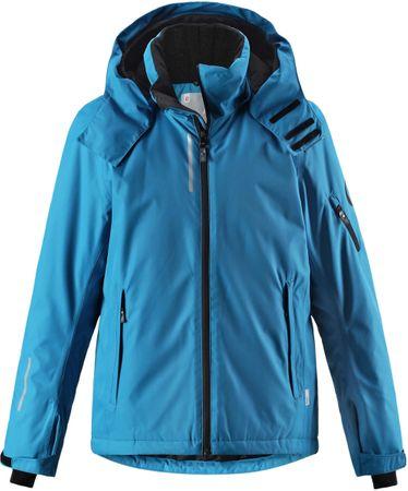 Reima otroška smučarska jakna Detour, modra, 134 cm