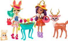 Mattel Enchantimals Magická záhrada