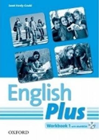 Hardy-Gould Janet: English Plus 1 Workbook with MultiRom (czech Edition)
