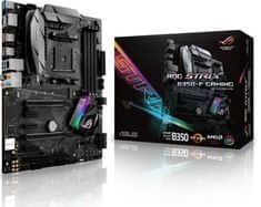 Asus osnovna plošča MB Strix B350-F Gaming, AMD AM4, DDR4, ATX (90MB0UJ0-M0EAY0)