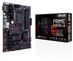 Asus osnovna plošča MB PRIME X370-A, AMD AM4, DDR4, ATX