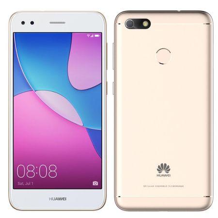 Huawei P9 Lite Mini, Dual SIM, złoty