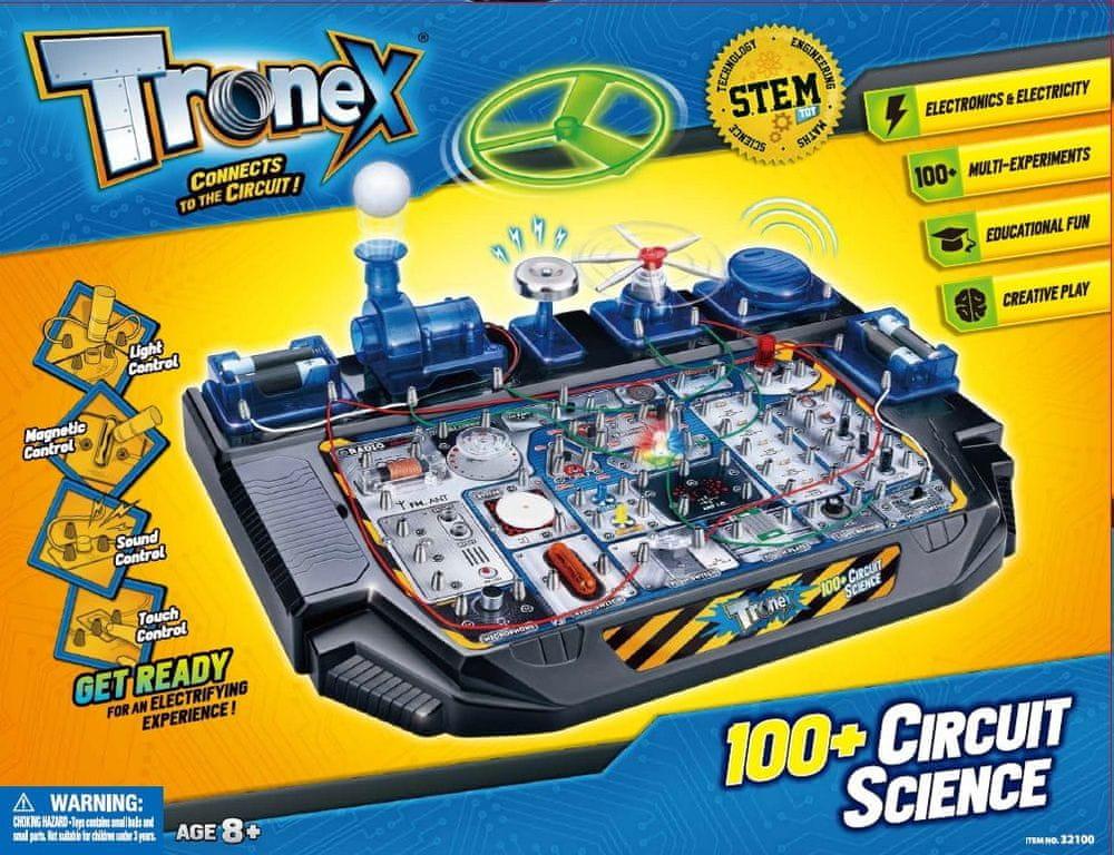 Alltoys Vědecká elektro laboratoř 100+
