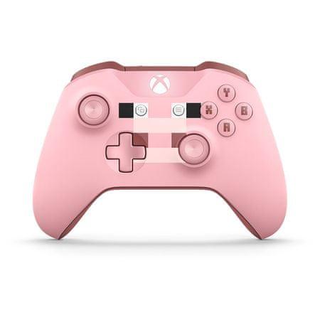 Microsoft Xbox One S Gamepad Minecraft Pig