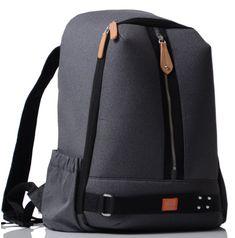 PacaPod PICOS šedý - přebalovací batoh