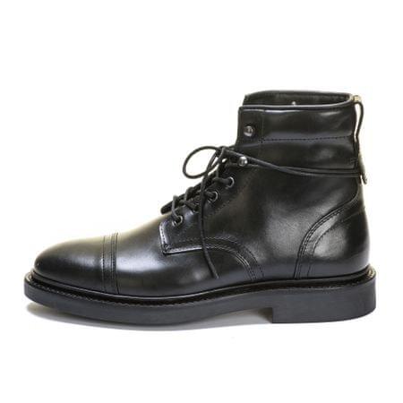 Marc O´Polo pánská kotníčková obuv 42 černá
