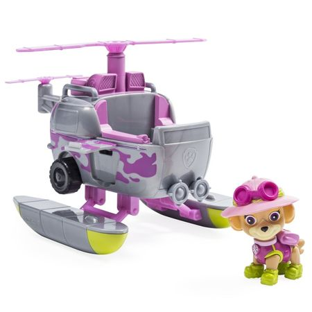 Spin Master Psi Patrol Helikopter Skye, Jungle