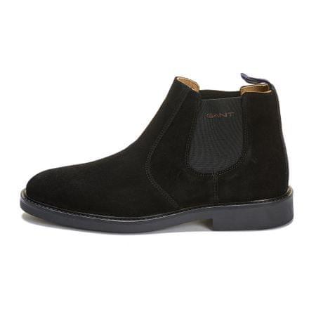 Gant moški gležnarji obuv Spencer 44 črna