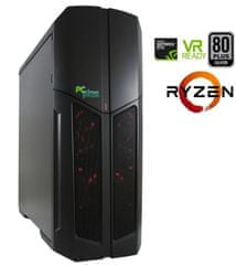 PCplus namizni računalnik Dream Machine Ryzen5-160016GB/2TB+240SSD/GTX1060/FreeDos