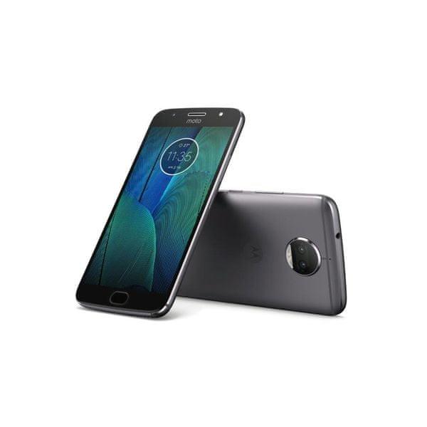 Motorola moto g5s plus, Dual SIM, Lunar Grey