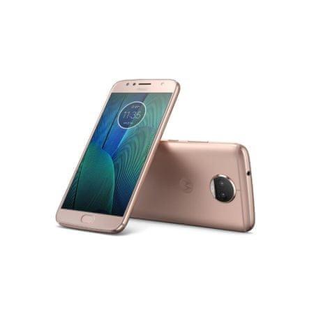Motorola moto g5s plus, Dual SIM, Blush Gold