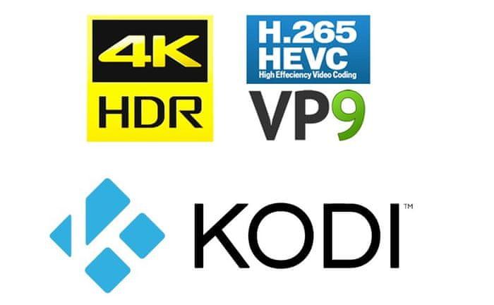 Videa ve vysokém rozlišení Utra HD 4K