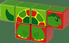 TM Toys Magicube - Sada vodní zvířata