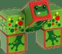 5 - TM Toys Magicube - Sada vodní zvířata