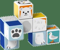 Geomag Magicube - Sada polární zvířata