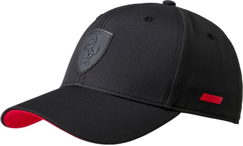 Puma Ferrari LS Baseball Cap Black
