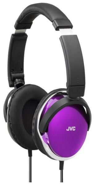 JVC HA-S660-V, fialová