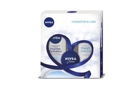Nivea darilni set Hydration & Care