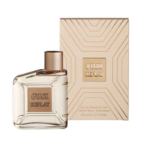 Replay Tank For Her - EDT 50 ml