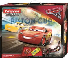 Carrera Autodráha GO 62422 Cars 3 - Ride Track