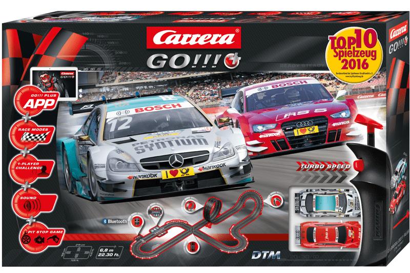 Carrera Autodráha GOPlus 66000 DTM Trophy