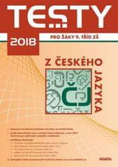 Adámková Petra a kolektiv: Testy 2018 z českého jazyka pro žáky 9. tříd ZŠ