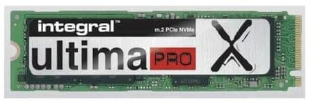 Integral SSD disk 480GB PCIe NVMe M.2 2280 (INSSD480GM280NUPX)