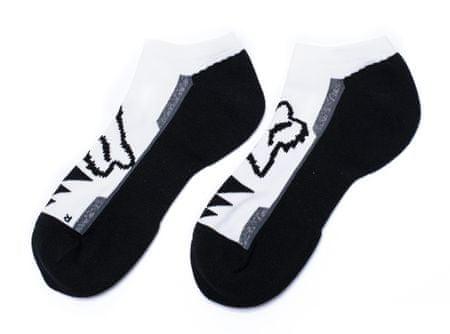 FOX pánské trojité balení ponožek Perf no show L/XL biela