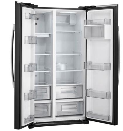 Gorenje kombinirani hladilnik NRS9181BBK