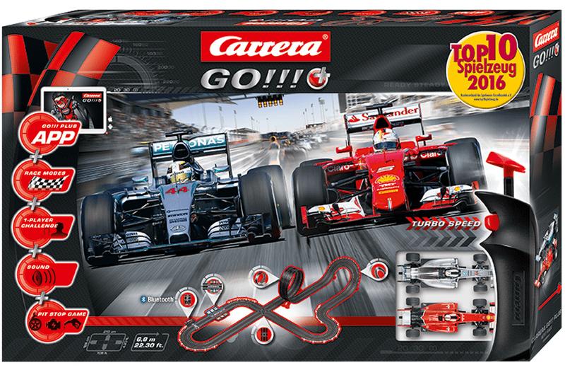 Carrera Autodráha GOPlus 66001 Next Race