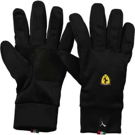 Puma rękawiczki FERRARI FW fleece gloves Black M