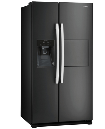 Gorenje kombinirani hladilnik NRS9182CBBK